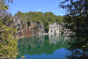 elora quarry lake