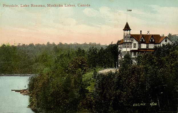 ferndale house lake muskoka